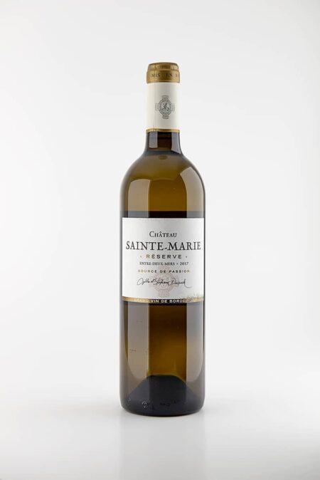 Chateau Sainte Marie Blanc Entre deux Mers AC 2017